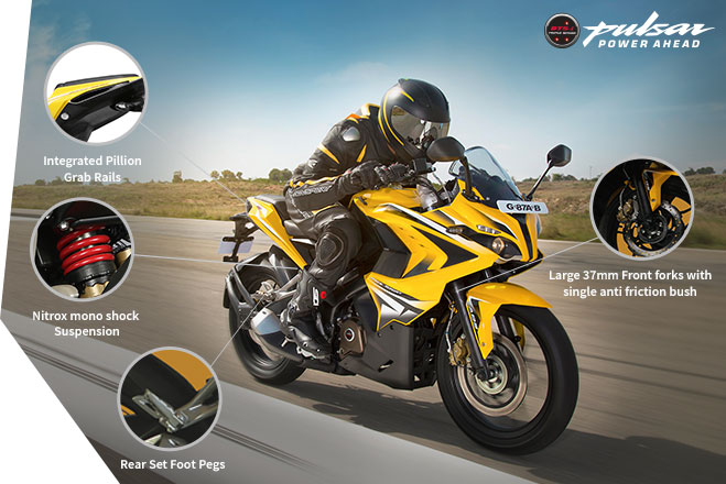 Peachy Bajaj Pulsar Rs 200 Overview Ncnpc Chair Design For Home Ncnpcorg